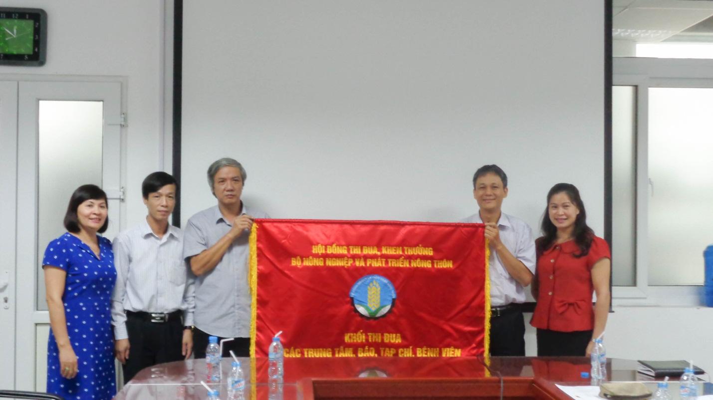 Tổng kết công tác thi đua – Khối sự nghiệp thuộc Bộ – Khối I