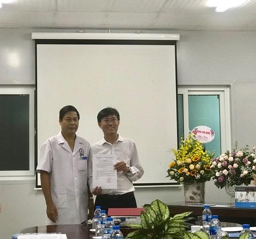 Lễ công bố thành lập trung tâm ứng dụng công nghệ cao tại cơ sở 2 Ngõ 183 Đặng Tiến Đông, Đống Đa, Hà Nội