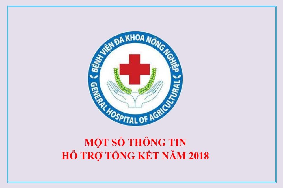 Hỗ trợ các khoa/phòng/tổ chức tổng kết năm 2018