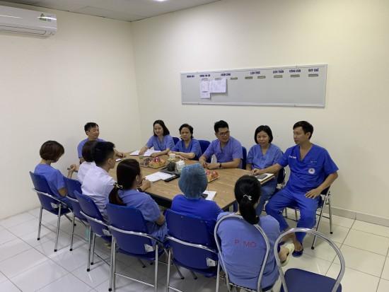 Khoa Phẫu thuật gây mê